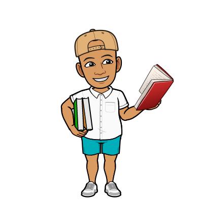 本を持つわかチン