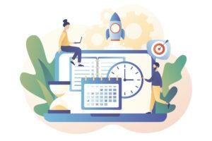 【リモートワーク中の自己管理】デジタル管理とアナログ管理の両立。