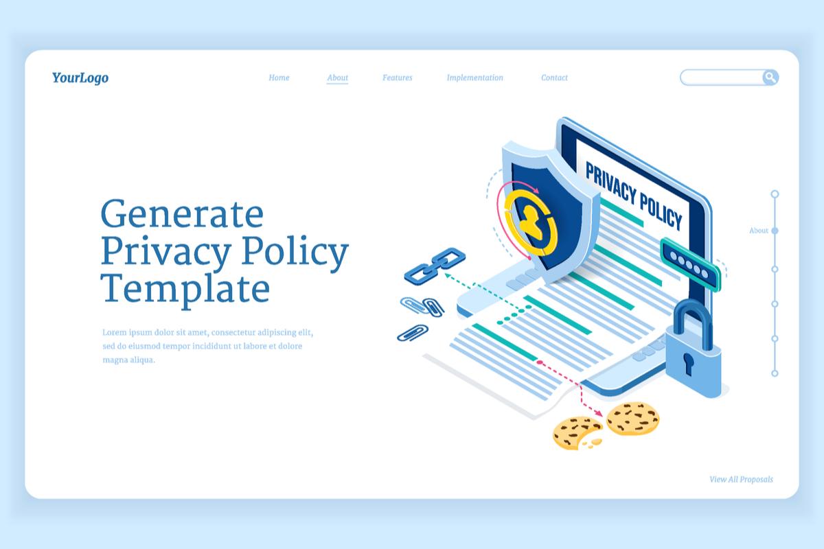 【【ブログ初心者/必須準備物・その1】プライバシーポリシーの準備