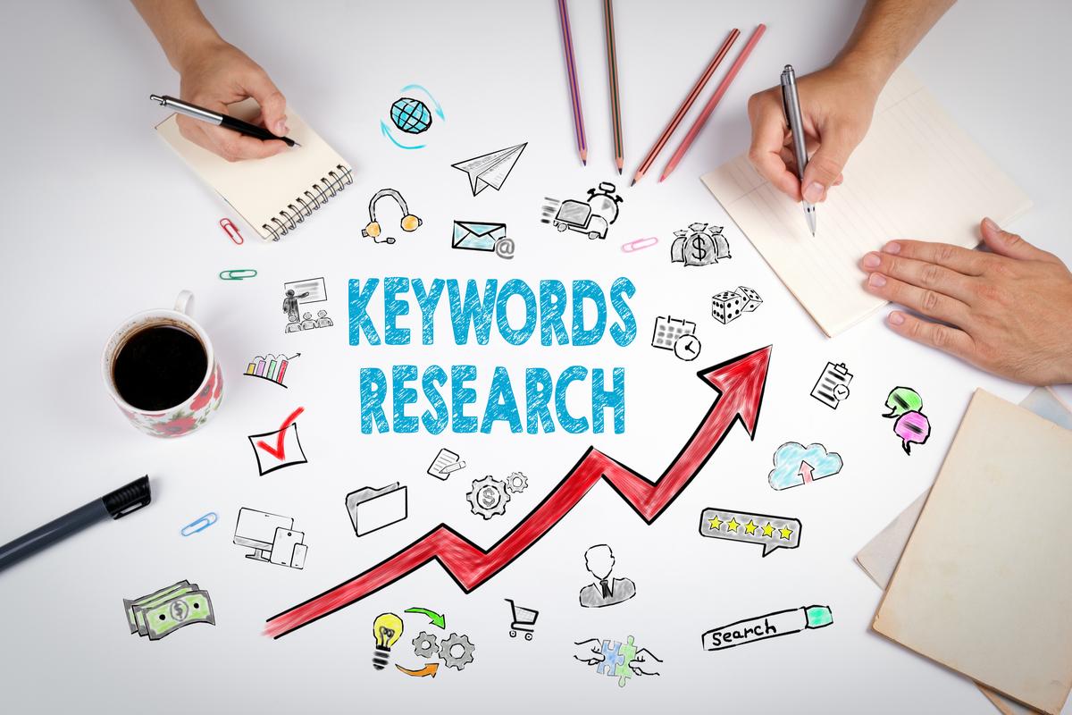 【ブログ初心者/執筆作業・その2】ブログのキーワード選定と探し方